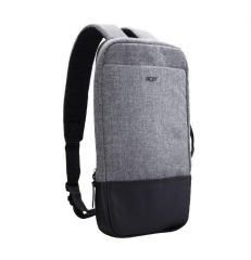 "Acer 14"" Slim 3in1 Backpack for Spin /Swift, Black/Gray"