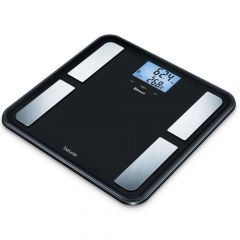 Везна Beurer BF 850 diagnostic bathroom scale in black Extra-
