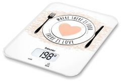 Везна Beurer KS 19 love kitchen scale 5 kg  1 g