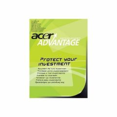 Acer 3Y Carry In Warranty Extension for Notebook- Aspire, Nitro, Swift, Switch, Spin, Virtual Booklet