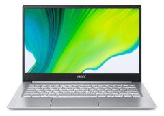 "Acer Swift 3, SF314-42-R988, AMD Ryzen 5 4500U (2.3GHz up to 4.0GHz, 8MB), 14"" FHD (1920x1080) IPS, 8GB LPDDR4 4266MHz, 512GB NVMe SSD, Radeon Graphics, Wi-Fi 6ax, BT, KB Backlight,Win 10 Home"