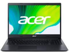 """Acer Aspire 3, A315-23-R8Z1, AMD Ryzen 3 3250U (up to 3.5GHz, 4MB), 15.6"""" FHD (1920x1080) AG, HD Cam, 8GB DDR4 (1 slot free), 256 SSD PCIe, Radeon Vega 3 Graphics, 802.11ac, BT 4.2, Linux, Black"""