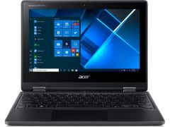 """Acer TravelMate Spin TMB311R-31, Intel Celeron N4020 ( 1.1 up to 2.8 GHz, 4 MB), 11.6"""" IPS HD(1366x768) Touch, 4 GB DDR4, 64GB eMMC, Intel UHD, 802.11ac, BT 5.0, SD Card reader, Win 10 PRO EDU"""