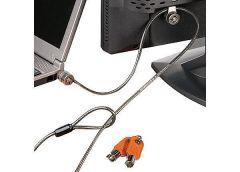 Заключващо устройство за лаптоп FUJITSU Kensington Microsaver Twin  , 220 cm