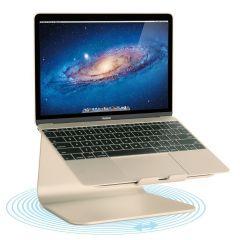 Поставка за лаптоп Rain Design mStand360, Златиста
