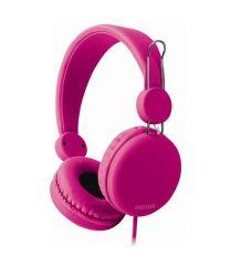 Слушалки с микрофон MAXELL HP SPECTRUM, SMS-10S , Розов