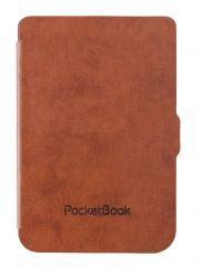 Калъф PocketBook Shell cover Light brown/black за eBook четец, 6 inch, Кафяв