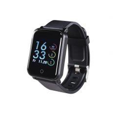 "Фитнес гривна HAMA Fit Track 5900, 1.3""LCD ,Водоустойчив, Пулс, GPS, Черна"