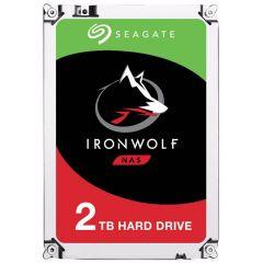 Хард диск SEAGATE IronWolf NAS 2TB 64MB 5900 rpm  SATA 6.0Gb/s