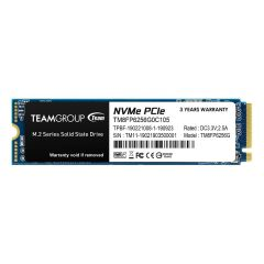 Solid State Drive (SSD) Team Group MP33, M.2 2280 256GB PCI-e 3.0 x4 NVMe