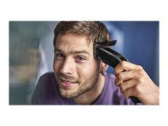 PHILIPS Series 3000 hair clipper Stainless steel blades 13 settings up to 70min run  - HC3520/15