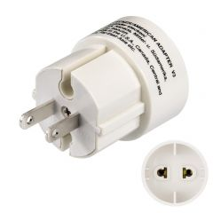 Накрайници-адаптер HAMA 44211, EU/US