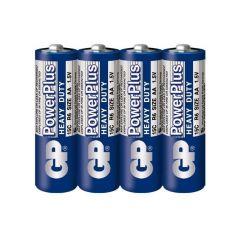 Цинк карбонова батерия GP R6 /4 бр. в опаковка/ shrink 1.5V