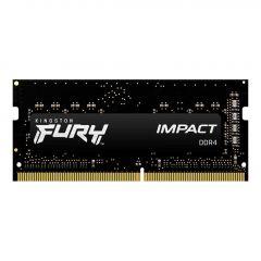 Памет Kingston FURY IMPACT 16GB SODIMM DDR4 PC4-25600 3200MHz CL20 KF432S20IB1/16