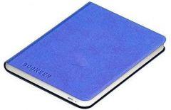 Калъф кожен BOOKEEN Classic, за eBook четец DIVA, 6 inch, магнит, Denim Blue