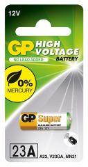Алкална батерия GP 12 V 1бр. blister за аларми А23