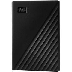 "Външен хард диск Western Digital My Passport 1TB 2.5"" HDD Black USB 3.2"