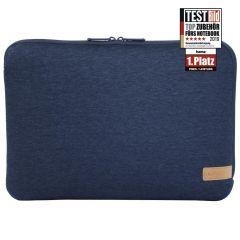 "Универсален калъф за лаптоп HAMA Jersey, до 36 см  (14.1""), Син"