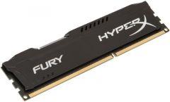 Памет HyperX Fury Black 4GB DDR3 PC3-12800 1600MHz CL10 HX316C10FB/4