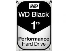 Хард диск WD Black, 1TB, 7200rpm, 64MB, SATA 3
