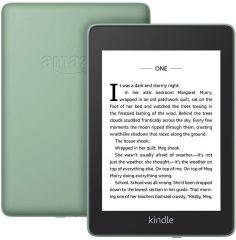 "eBook четец Kindle Paperwhite 6"" IPX8, 10 генерация, Зелен"