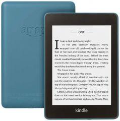 "eBook четец Kindle Paperwhite 6"" IPX8, 10 генерация, Син"