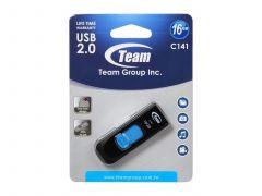 USB памет Team Group C141 16GB, USB 2.0, Син