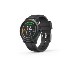 "Смарт часовник Hama Fit Watch 6900, 1.3"", GPS, Пулс, Пeдометър, Калории, Водоустойчив, Черен"