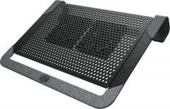 Охлаждаща поставка за лаптоп Cooler Master Notepal U2 Plus V2, Черна