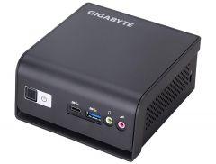 Настолен компютър Gigabyte Brix  Intel® Celeron® J4105R, 4M Cache, up to 2.50 GHz, Dual HDMI (2.0+1.4) , 1x SO-DIMM DDR4