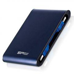 Външен хард диск SILICON POWER Armor A80, 1TB, USB3.1, Син