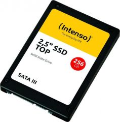 """Solid State Drive (SSD) Intenso TOP, 2.5"""", 256 GB, SATA3"""