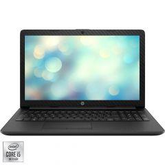 "Laptop HP 15-da2046nq, 15.6"", Intel® Core™ i5-10210U, RAM 4GB, SSD 256GB, Intel® UHD Graphics, Free DOS, Черен"
