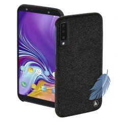 "Гръб HAMA ""Cozy"" за Samsung Galaxy A7 (2018), черен"