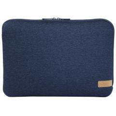 "Универсален калъф за лаптоп HAMA Jersey, до 34 см  (13.3""), Син"