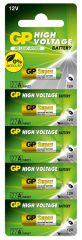 Алкална батерия GP 12 V /5бр./pack цена за 1 бр./ за аларми А27