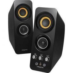 Тонколони безжични Creative T30, 2.0, 4W, Bluetooth, Черен