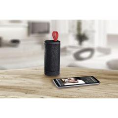 Блутут мобилна колонка HAMA Tube, Bluetooth, Черен