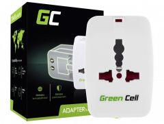 Адаптер GREEN CELL AK39 УНИВЕРСАЛЕН