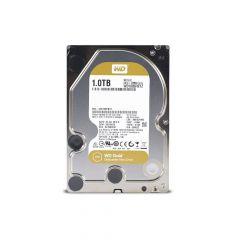 Хард диск WD Gold, 1TB, 7200rpm, 128MB, SATA 3, WD1005FBYZ