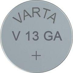 Бутонна микроалкална батерия LR-44 /AG13/  bulk 1,55V  VARTA