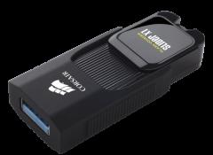 Флаш памет Corsair Voyager Slider X1 USB 3.0 64GB, Capless Design