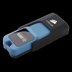 Флаш памет Corsair Voyager Slider X2 USB 3.0 128GB, Capless