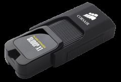 Флаш памет Corsair Voyager Slider X1 USB 3.0 16GB, Capless Design