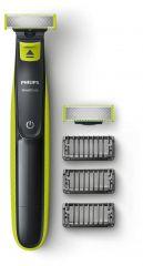 Philips OneBlade Уред за подстригване, оформяне, бръснене, За  - QP2520/30
