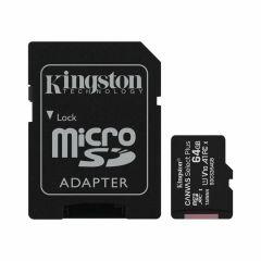 MicroSD card Kingston 64GB micSDXC Canvas Select Plus 100R A1