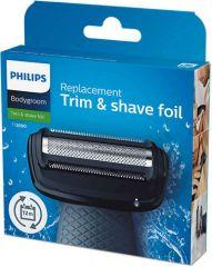 Philips Резервна пластина Подходяща за серия BodyGroom S3000,  - TT2000/43