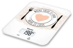 Везна Beurer KS 19 love kitchen scale 5 kg  1 g
