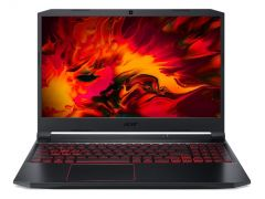 """Acer Nitro 5, AN515-55-73HH, Intel Core i7-10750H (up to 5.0GHz, 12MB), 15.6"""" FHD (1920x1080) IPS AG, Cam, 8GB, 1TB, 2xM.2 PCIe free, nVidia GeForce GTX 1650Ti 4GB DDR6, Wi-Fi 6 AX201, BT, Backlit Kbd, Linux+Acer 15.6"""" ABG950  Backpack and Wireless mouse"""