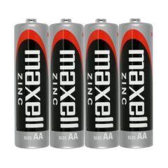Цинк Манганова батерия MAXELL  R6 4 бр. 1.5 V